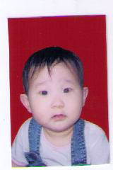 Wu Dan Qing at 15 months
